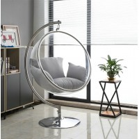 Bubble Chair with stand and chain