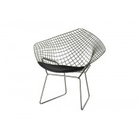 Bertoia Diamond Wire arm Chair