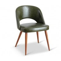 Saarinen Leather Executive Chair