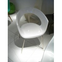 Tom Vac Chair in fiberglass